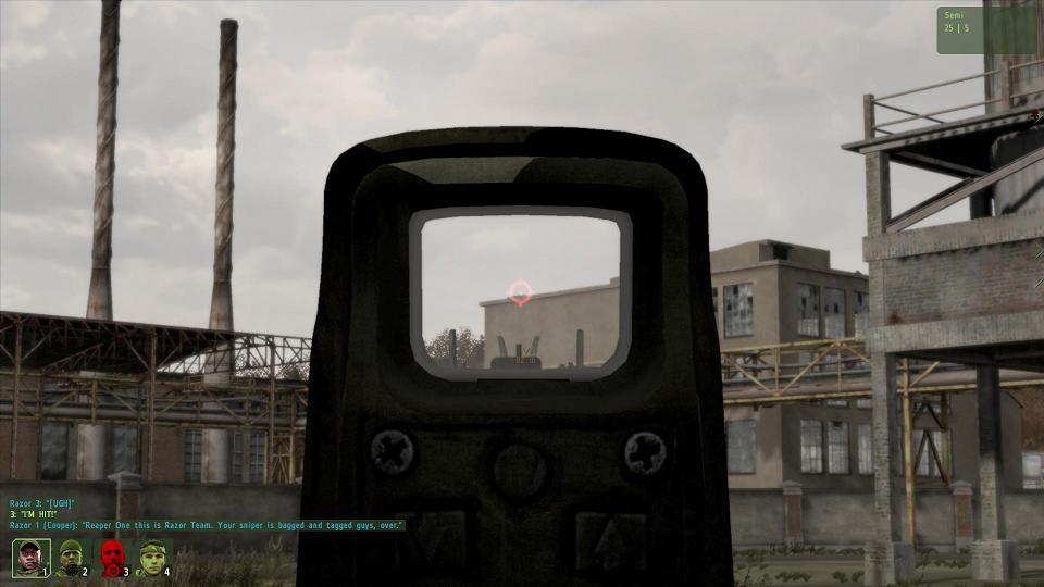 ArmA 2 Campaign
